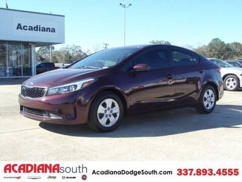 2017 Kia Forte for sale at Acadiana Automotive Group - Acadiana Dodge Chrysler Jeep Ram Fiat South in Abbeville LA