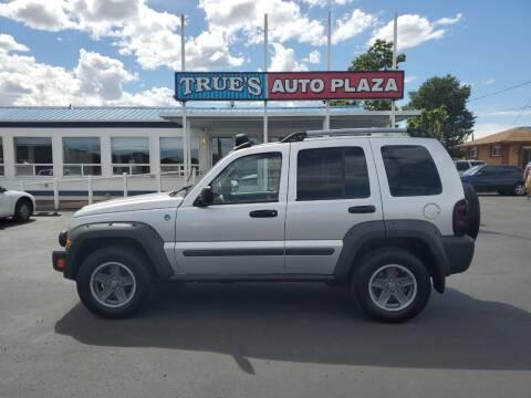 2006 Jeep Liberty for sale at True's Auto Plaza in Union Gap WA