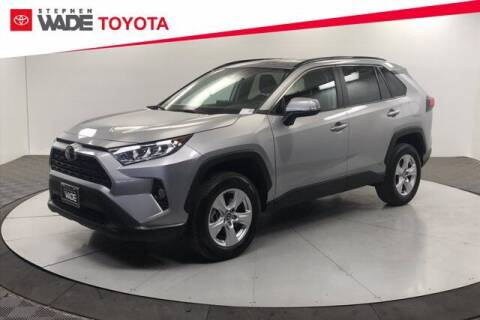 2020 Toyota RAV4 for sale at Stephen Wade Pre-Owned Supercenter in Saint George UT