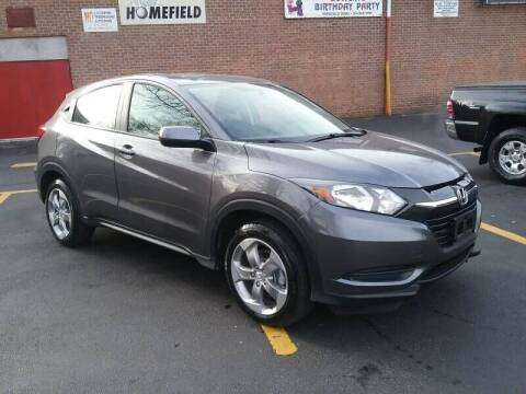 2018 Honda HR-V for sale at Deleon Mich Auto Sales in Yonkers NY