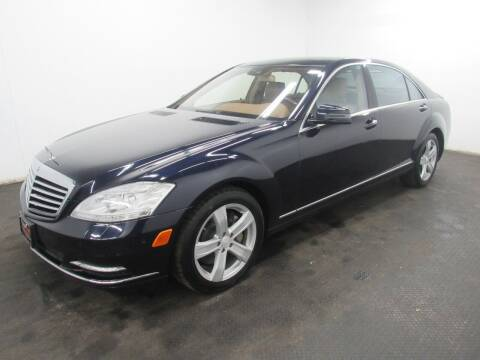 2010 Mercedes-Benz S-Class for sale at Automotive Connection in Fairfield OH