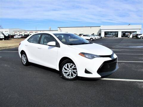 2019 Toyota Corolla for sale at Auto Gallery Chevrolet in Commerce GA