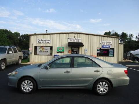 2005 Toyota Camry for sale at Street Source Auto LLC in Hickory NC