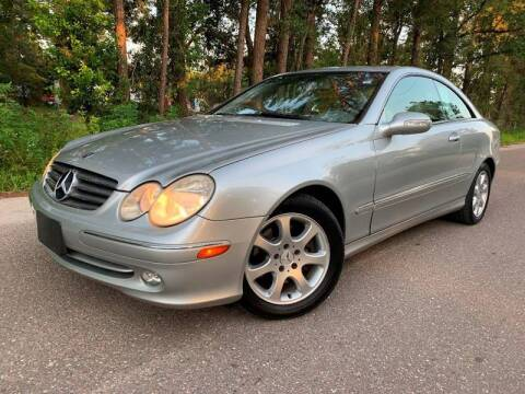 2004 Mercedes-Benz CLK for sale at Next Autogas Auto Sales in Jacksonville FL