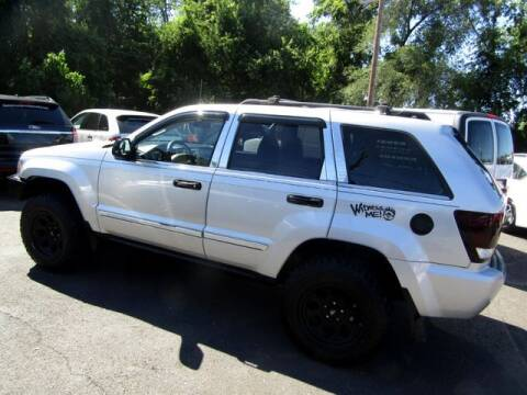 2008 Jeep Grand Cherokee for sale at American Auto Group Now in Maple Shade NJ