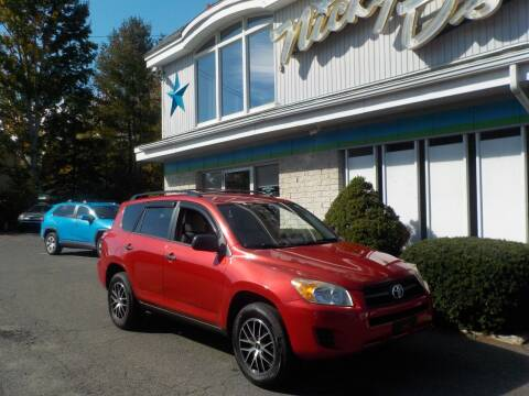 2009 Toyota RAV4 for sale at Nicky D's in Easthampton MA