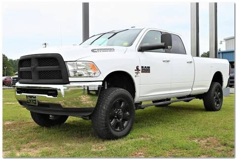 2017 RAM Ram Pickup 2500 for sale at STRICKLAND AUTO GROUP INC in Ahoskie NC
