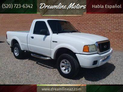 2005 Ford Ranger for sale at Dreamline Motors in Coolidge AZ