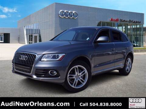 2015 Audi Q5 for sale at Metairie Preowned Superstore in Metairie LA