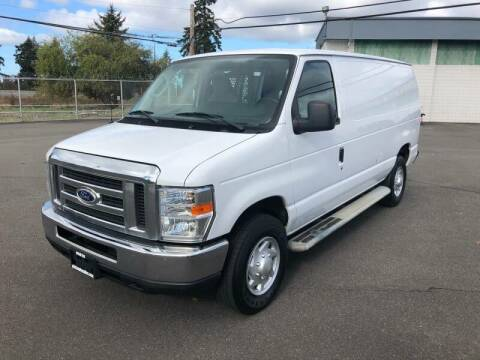 2014 Ford E-Series Cargo for sale at TacomaAutoLoans.com in Tacoma WA