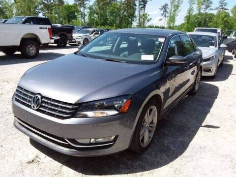 2014 Volkswagen Passat for sale at Hickory Used Car Superstore in Hickory NC