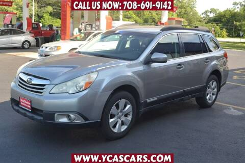 2011 Subaru Outback for sale at Your Choice Autos - Crestwood in Crestwood IL
