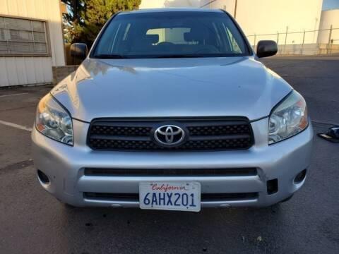 2006 Toyota RAV4 for sale at Regal Autos Inc in West Sacramento CA
