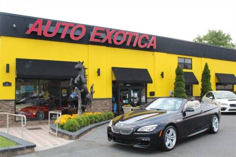 2018 BMW 6 Series for sale at Auto Exotica in Red Bank NJ