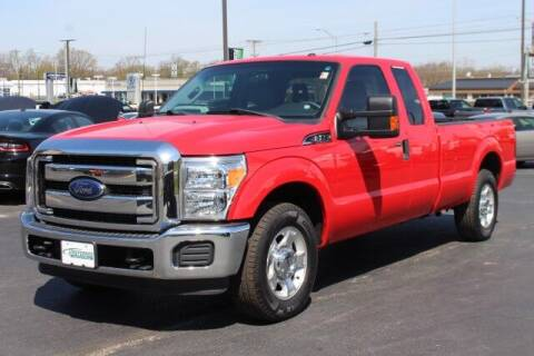 2016 Ford F-250 Super Duty for sale at Preferred Auto Fort Wayne in Fort Wayne IN