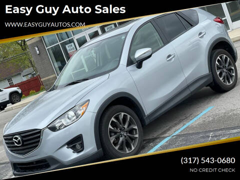 2016 Mazda CX-5 for sale at Easy Guy Auto Sales in Indianapolis IN
