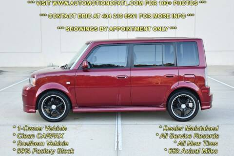 2006 Scion xB for sale at Automotion Of Atlanta in Conyers GA