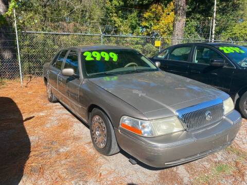 2003 Mercury Grand Marquis for sale at Super Wheels-N-Deals in Memphis TN