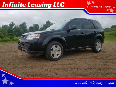2007 Saturn Vue for sale at Infinite Leasing LLC in Lastrup MN