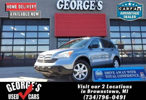 2009 Honda CR-V for sale at George's Used Cars - Pennsylvania & Allen in Brownstown MI