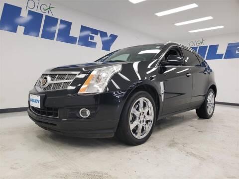 2012 Cadillac SRX for sale at HILEY MAZDA VOLKSWAGEN of ARLINGTON in Arlington TX