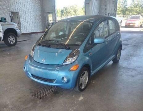 2016 Mitsubishi i-MiEV for sale at Capital Fleet  & Remarketing  Auto Finance in Columbia Heights MN