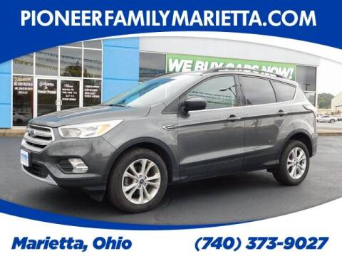 2018 Ford Escape for sale at Pioneer Family preowned autos in Williamstown WV