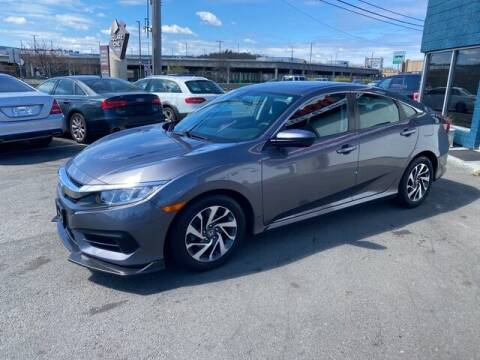 2017 Honda Civic for sale at Saugus Auto Mall in Saugus MA