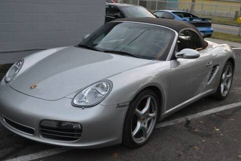 2006 Porsche Boxster for sale at ManyEcars.com in Mount Dora FL