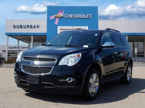 2015 Chevrolet Equinox for sale at Suburban Chevrolet of Ann Arbor in Ann Arbor MI