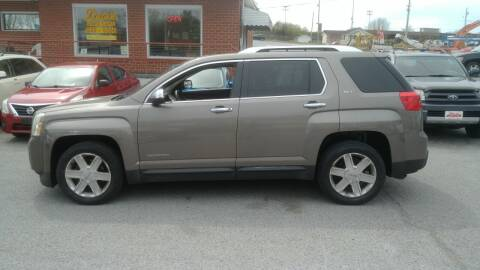 2011 GMC Terrain for sale at Lewis Used Cars in Elizabethton TN