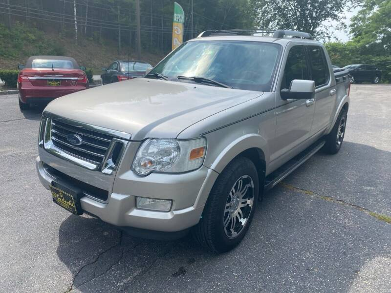 2008 Ford Explorer Sport Trac for sale at Bladecki Auto in Belmont NH