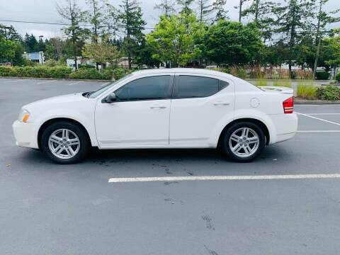 2009 Dodge Avenger for sale at Car One Motors in Seattle WA