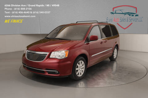 2014 Chrysler Town and Country for sale at Elvis Auto Sales LLC in Grand Rapids MI