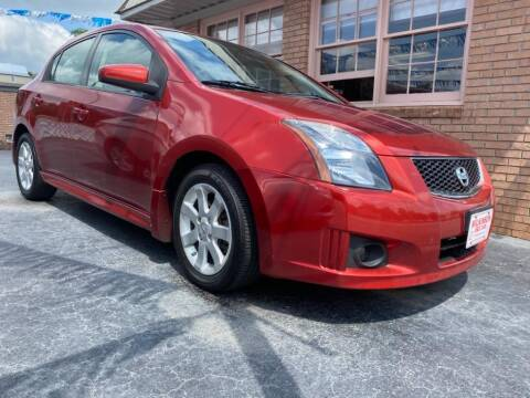 2011 Nissan Sentra for sale at Wilkinson Used Cars in Milledgeville GA