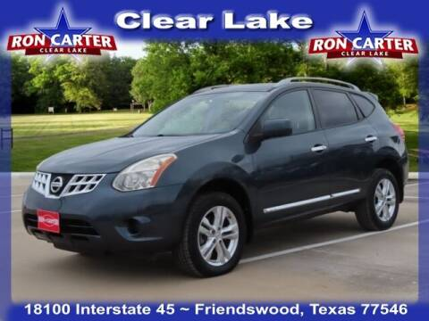 2013 Nissan Rogue for sale at Ron Carter  Clear Lake Used Cars in Houston TX