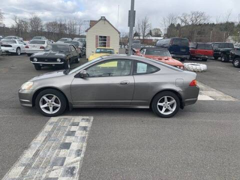 2002 Acura RSX for sale at FUELIN FINE AUTO SALES INC in Saylorsburg PA