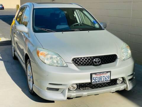2004 Toyota Matrix for sale at Auto Zoom 916 in Rancho Cordova CA