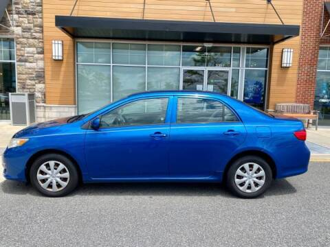 2009 Toyota Corolla for sale at Bluesky Auto in Bound Brook NJ