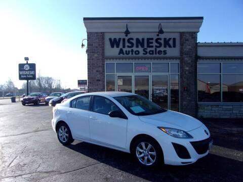 2011 Mazda MAZDA3 for sale at Wisneski Auto Sales, Inc. in Green Bay WI