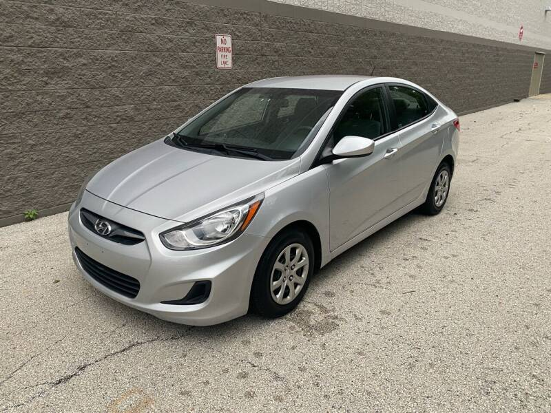 2014 Hyundai Accent for sale at Kars Today in Addison IL