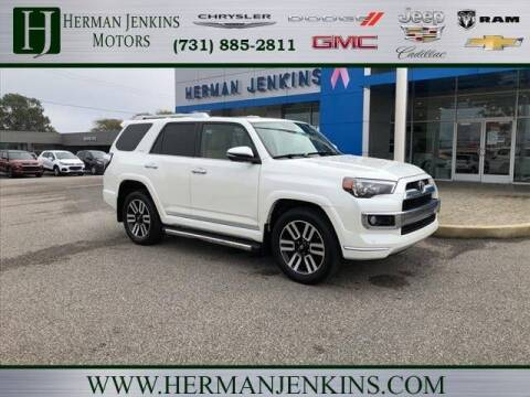 2017 Toyota 4Runner for sale at Herman Jenkins Used Cars in Union City TN