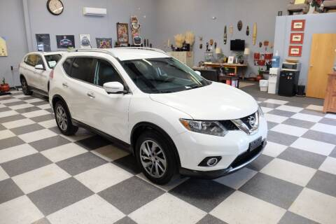 2014 Nissan Rogue for sale at Santa Fe Auto Showcase in Santa Fe NM