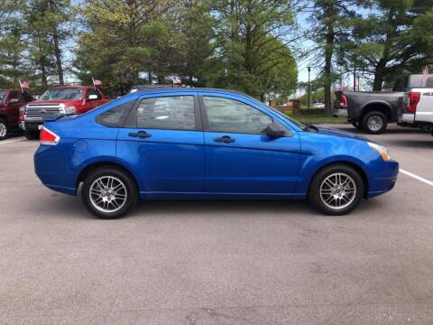 2010 Ford Focus for sale at St. Louis Used Cars in Ellisville MO