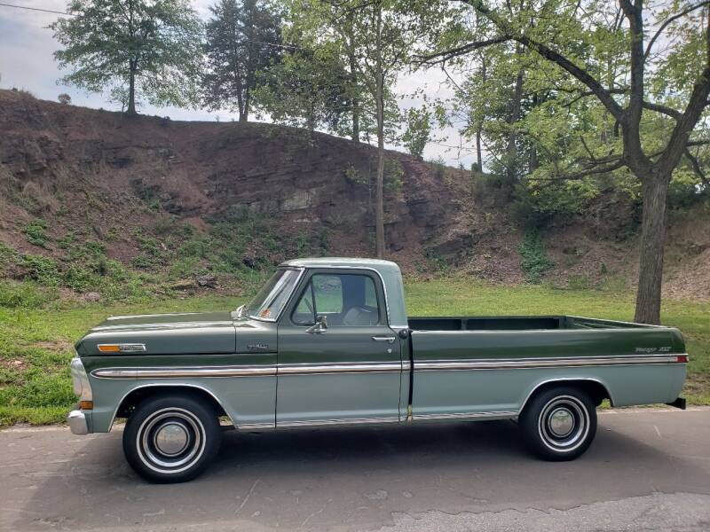 1971 Ford F100 for sale at Kent Auto Group in Woodsboro MD