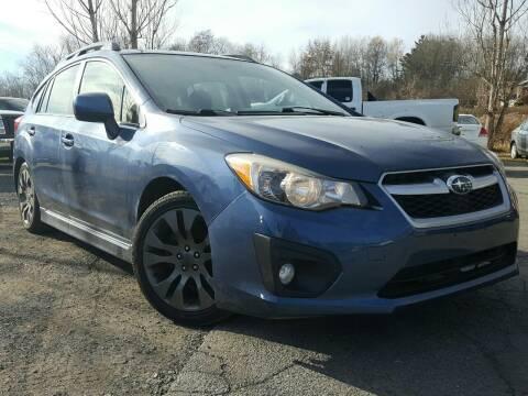 2013 Subaru Impreza for sale at GLOVECARS.COM LLC in Johnstown NY