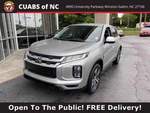 2020 Mitsubishi Outlander Sport for sale at Credit Union Auto Buying Service in Winston Salem NC