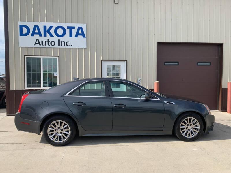 2013 Cadillac CTS for sale at Dakota Auto Inc. in Dakota City NE