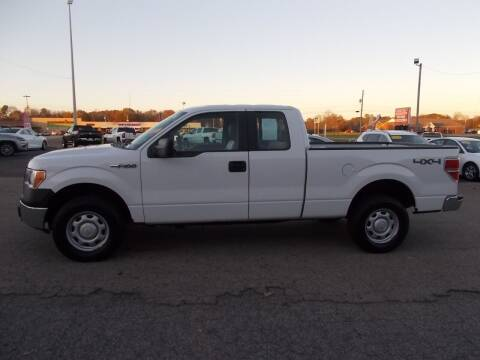 2012 Ford F-150 for sale at West TN Automotive in Dresden TN