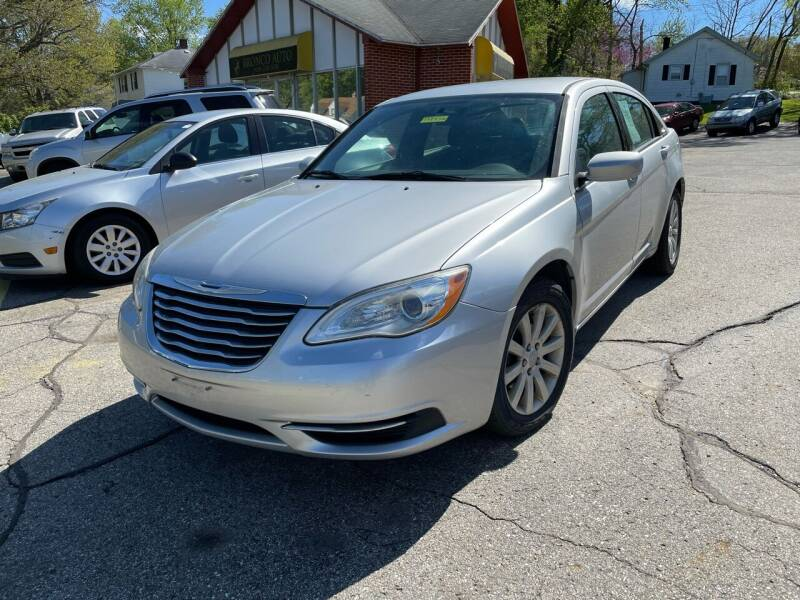 2011 Chrysler 200 for sale at Bronco Auto in Kalamazoo MI